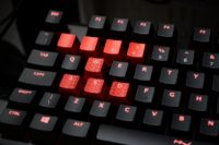 Kingston HyperX Alloy FPS Adds Cherry MX Brown and Red Switch Options