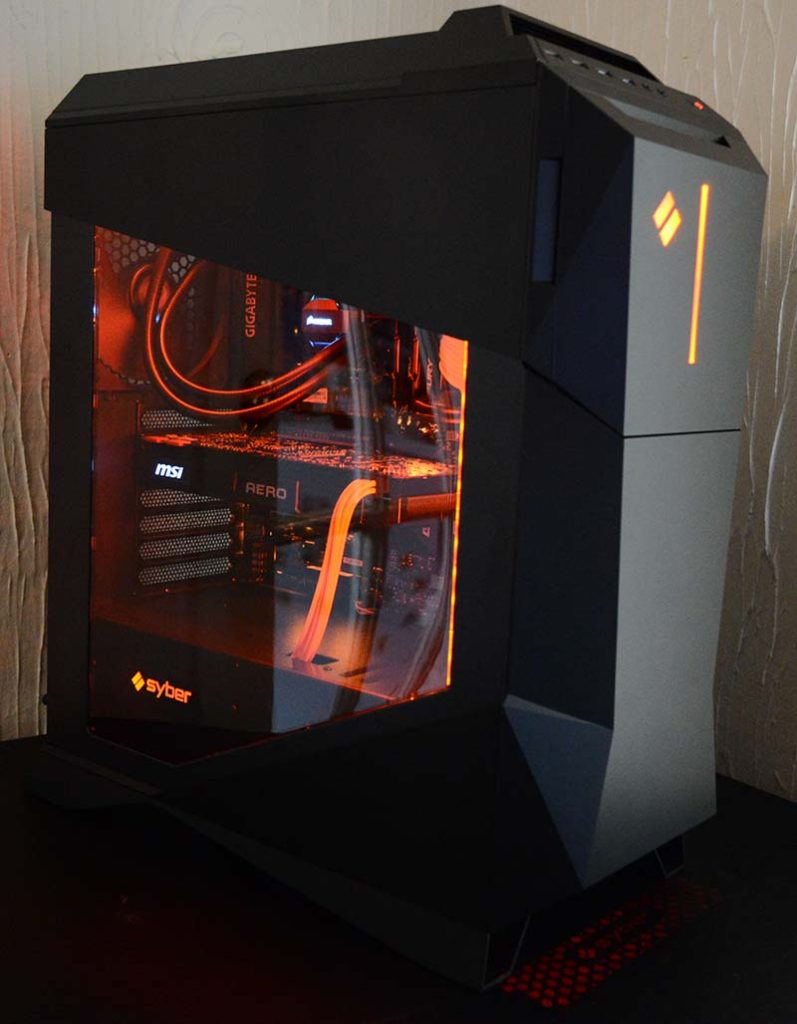 Syber Intel Extreme Masters Pro GTX 1070 Gaming PC Review