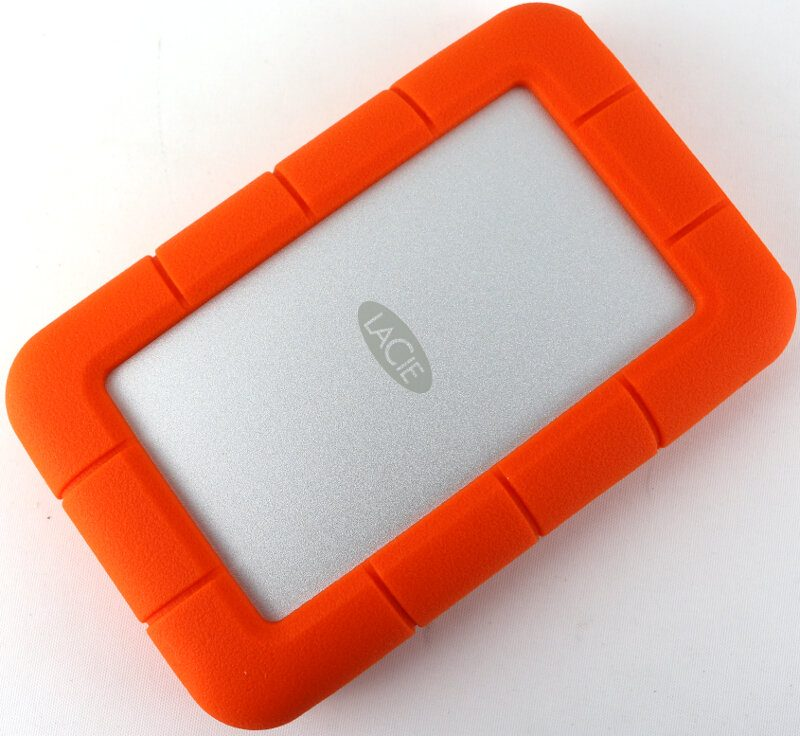 Lacie Rugged 2TB Photo Top
