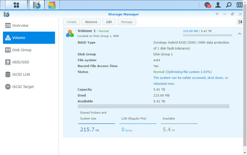 Synology DiskStation Manager (DSM) 6 1 Review | eTeknix