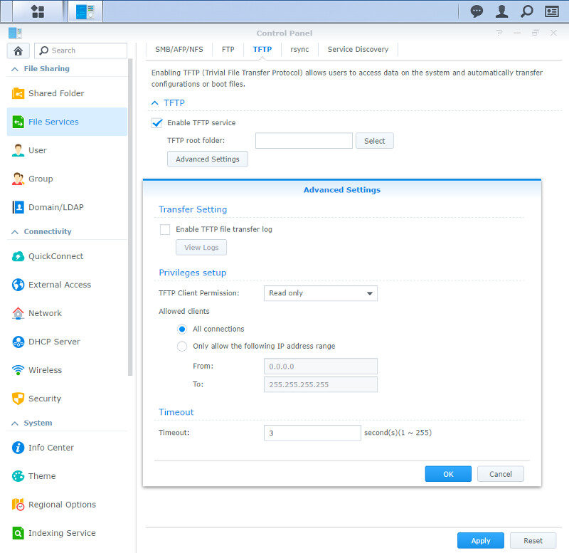 Synology DiskStation Manager (DSM) 6 1 Review | Page 4 of 10 | eTeknix