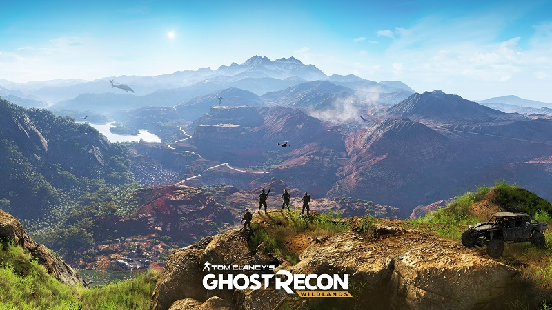 Ghost Recon: Wildlands Update 2 Improves Performance and