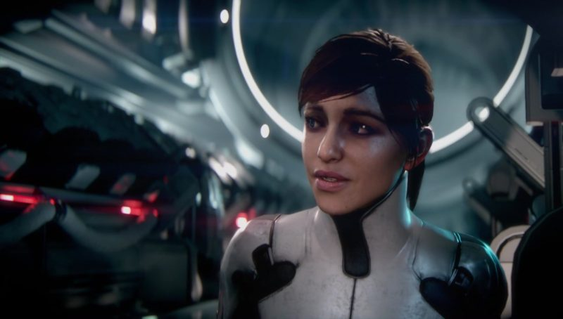 Idiots Harass Woman Who Worked on Mass Effect: Andromeda Animations