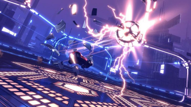 Rocket League to Add Dropshot Game Mode on March 22