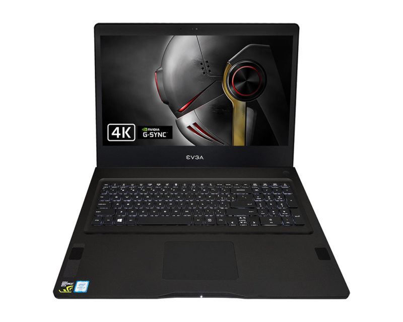 EVGA SC17 1070 G-SYNC Gaming Laptop Now Available