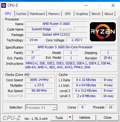 First Overclocked Ryzen 5 1600 Benchmarks Appear | eTeknix