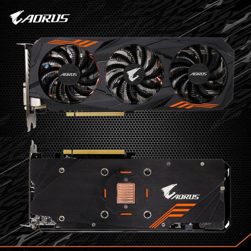 Colorfuls Powerful iGame GeForce GTX 1080 Ti Vulkan X OC