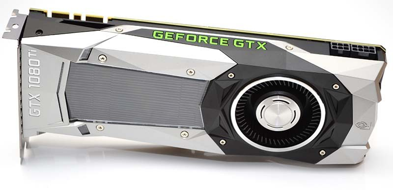 Nvidia GeForce GTX 1080 Ti 11GB Graphics Card Review