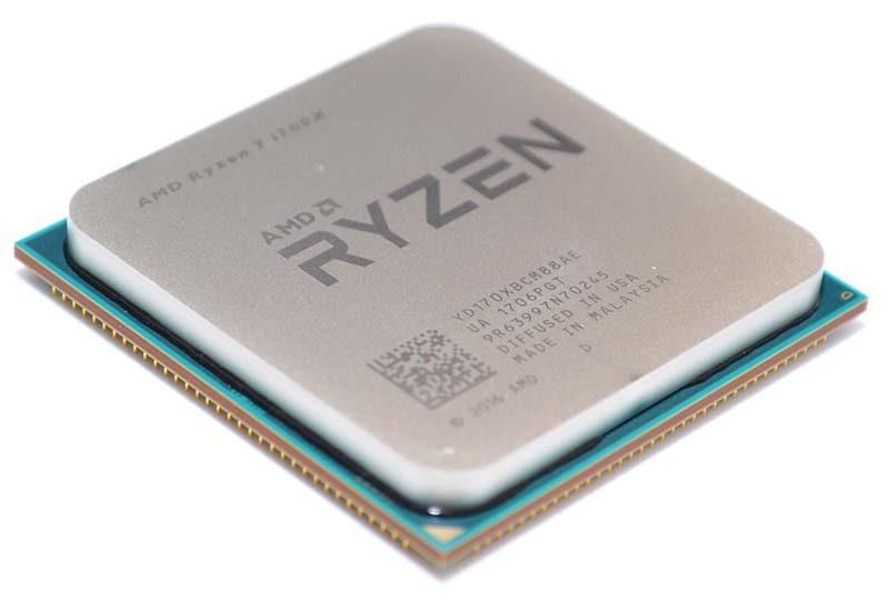 AMD Ryzen R7 1700X 8-Core 16-Thread CPU Review