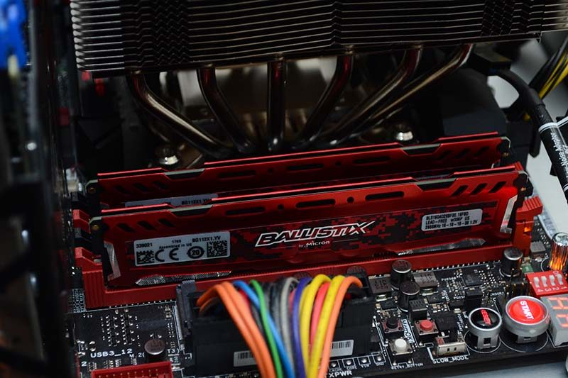 Crucial Ballistix Sport 32GB (2 x 16GB) 2666 MHz DDR4 Memory Kit Review