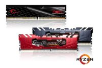 G.SKILL Flare X and FORTIS Series DDR4 Kits for AMD Ryzen Announced