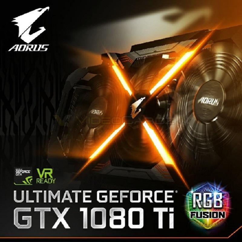 Gigabyte GTX 1080 Ti AORUS