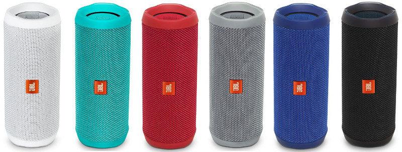 jbl flip 4 waterproof portable bluetooth speaker gray