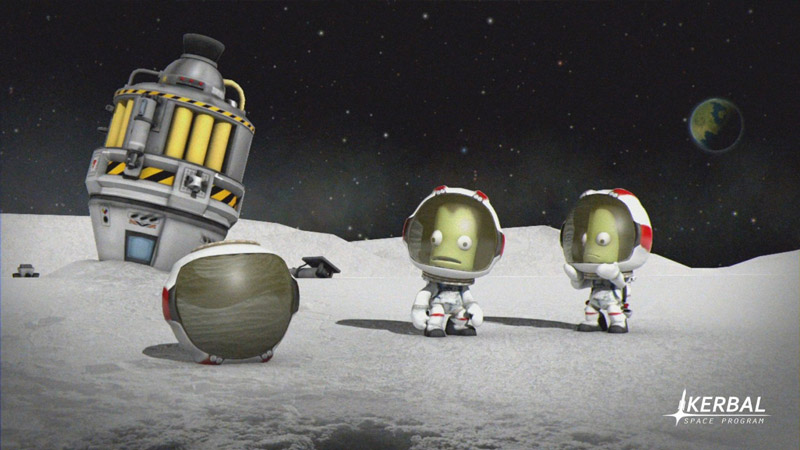 Kerbal Space Program to Get First Expansion Called Making