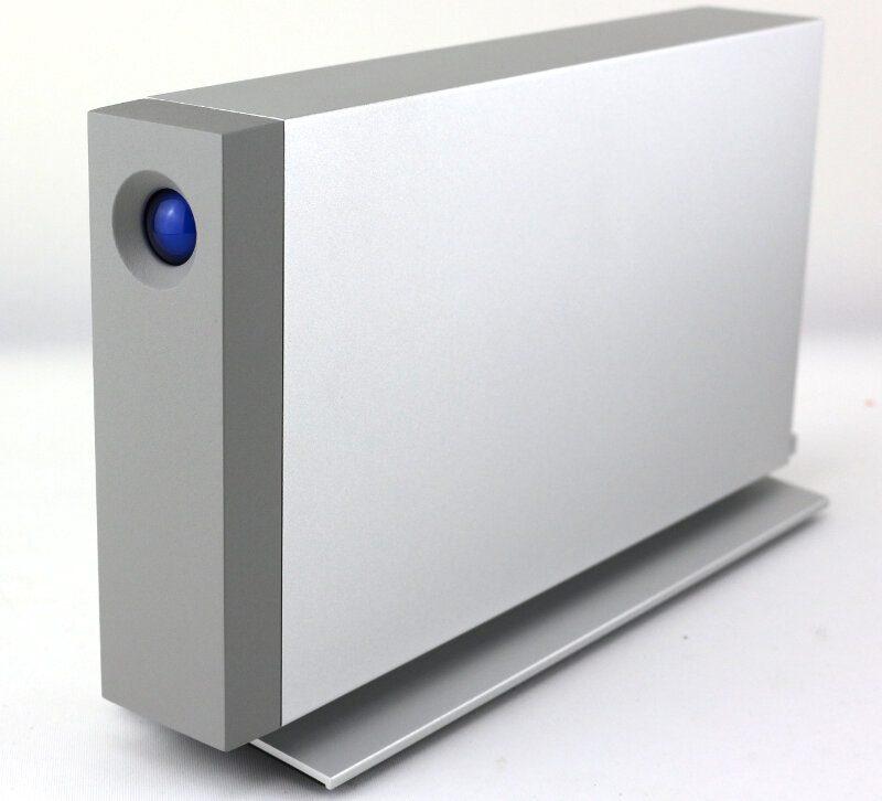LaCie d2 Thunderbolt 3 10TB Desktop HDD Review | eTeknix