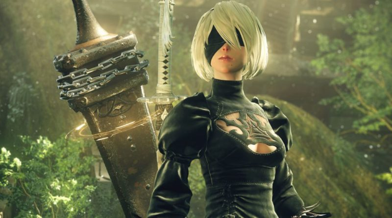 NieR: Automata Resolution Upscaling Fixed by Modder