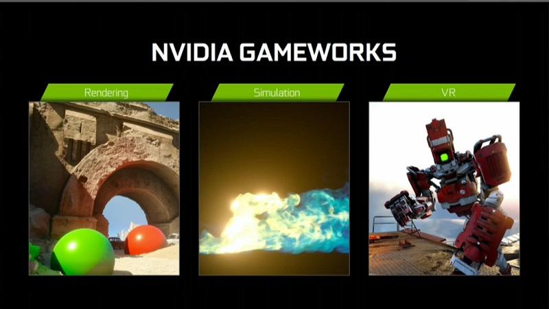 Nvidia GameWorks GDC DX 12