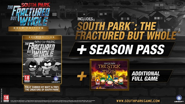 New South Park Game Coming to Nintendo Switch?