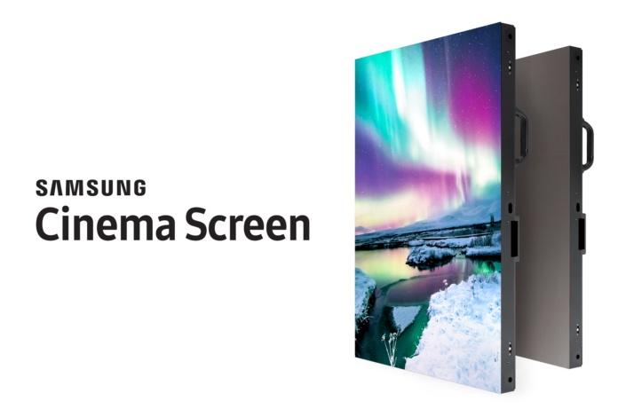 Samsung Launching 4K LED Cinema Screen in Europe   eTeknix