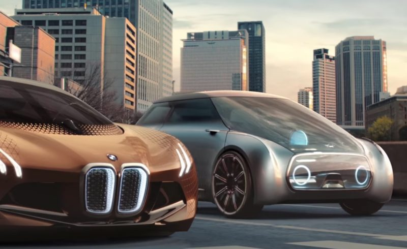 BMW's Vision of the Future is Here