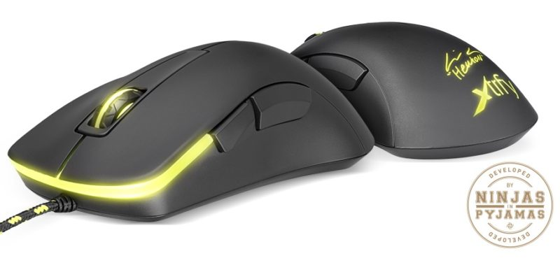 Xtrfy XG-M3-HEATON Optical Gaming Mouse and B1/C1 Bungee Review