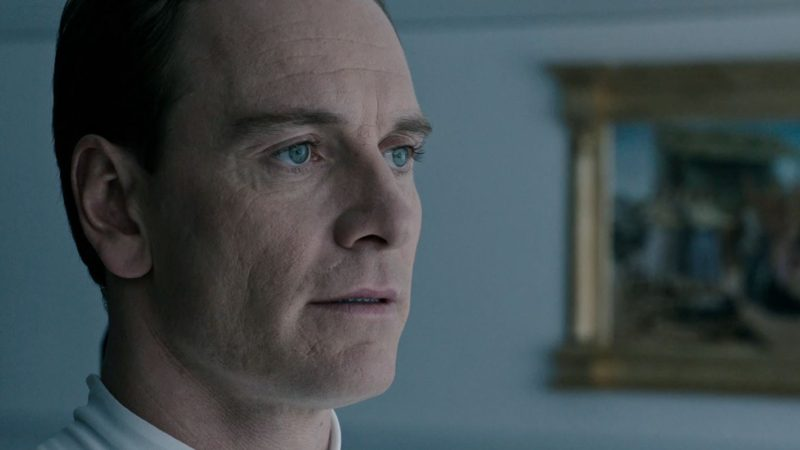 Alien: Covenant's Android Powered by AMD Ryzen and Radeon