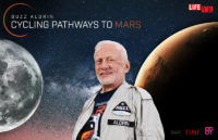 Buzz Aldrin Hosts Cycling Pathways to Mars VR Experience