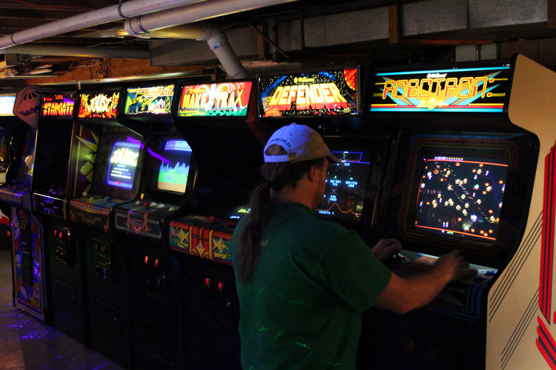 Dwindling CRT Supply Spells the Death of Classic Arcade Machines