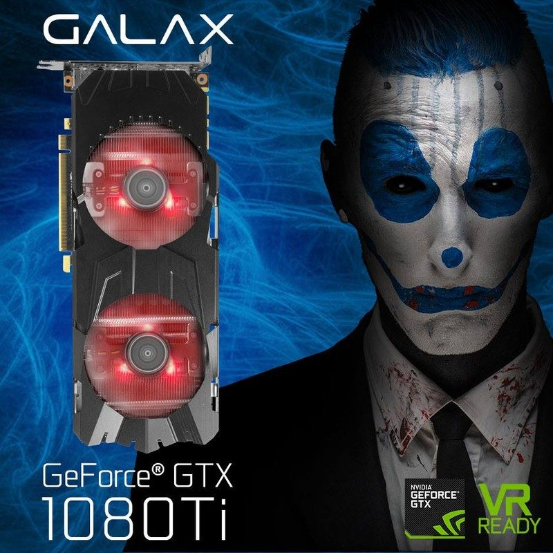 galax geforce gtx 1080 ti