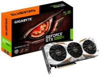 GIGABYTE GeForce GTX 1080 Ti Gaming OC Variant Detailed