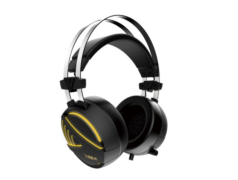 Gamdias Hebe E1 and Hebe M1 RGB Gaming Headsets Now Available