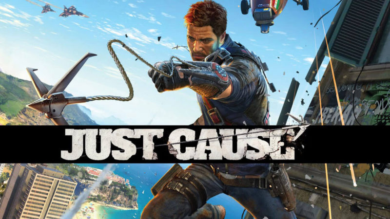 Jason Momoa to Star in Just Cause Movie Adaptation