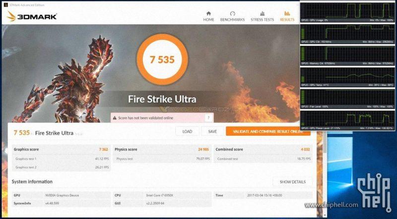 leaked NVIDIA-GTX-1080-Ti-Fire-Strike-Ultra-OC
