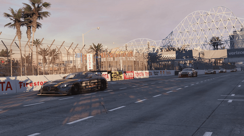 See Project CARS 2 Running in 4K on Ultra With Single GTX 1080