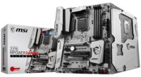 MSI Z270 MPOWER Gaming Titanium Motherboard Released