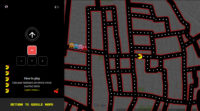 Google Maps Adds Ms. PAC-MAN Feature for April Fools Day