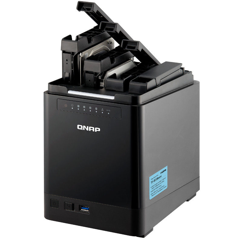qnap TS-453Bmini Hot-swappable