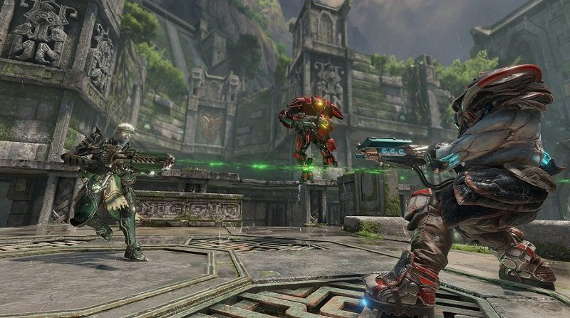 Signup for the Quake Champions Closed Beta Now!