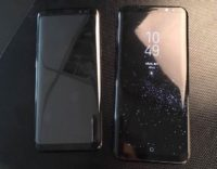 New Leaked Photos of Samsung Galaxy S8 and S8 Plus Surface