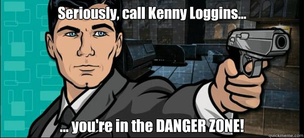 Archer Coming to Rock Band 4 with Kenny Loggins' Danger Zone