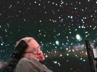 Stephen Hawking to Boldly Go Into Space as an Astronaut
