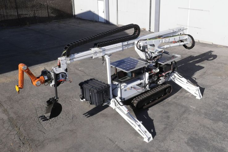 MIT Develops Mobile Robot for 3D Printing Buildings