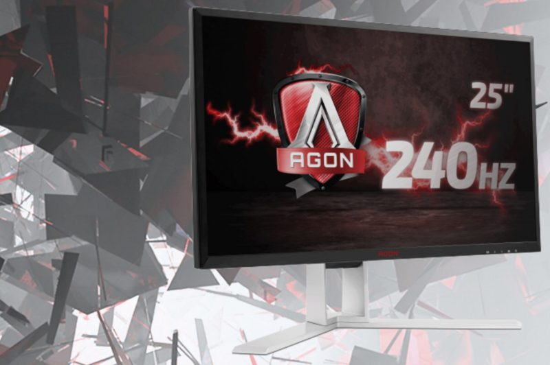 """AOC 25.5"""" 240Hz AG251FZ Gaming Monitor Review"""