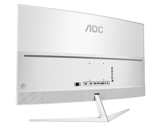 "AOC Announces C4008VU8 40"" Curved 4K UHD Display with 10-bit Color"