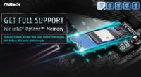 ASRock Rolls Out Intel Optane Support via BIOS Updates for 200 Series Mobos