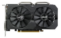 ASUS STRIX Radeon RX 560 4GB Video Card Detailed