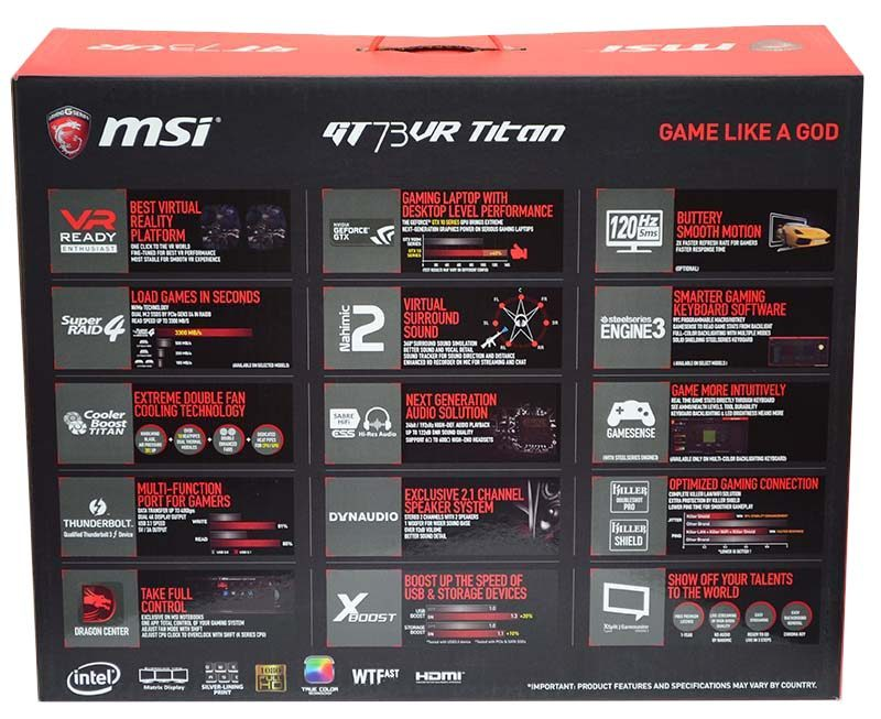MSI GT73VR Titan GTX 1070 SLI Gaming Laptop Review | eTeknix