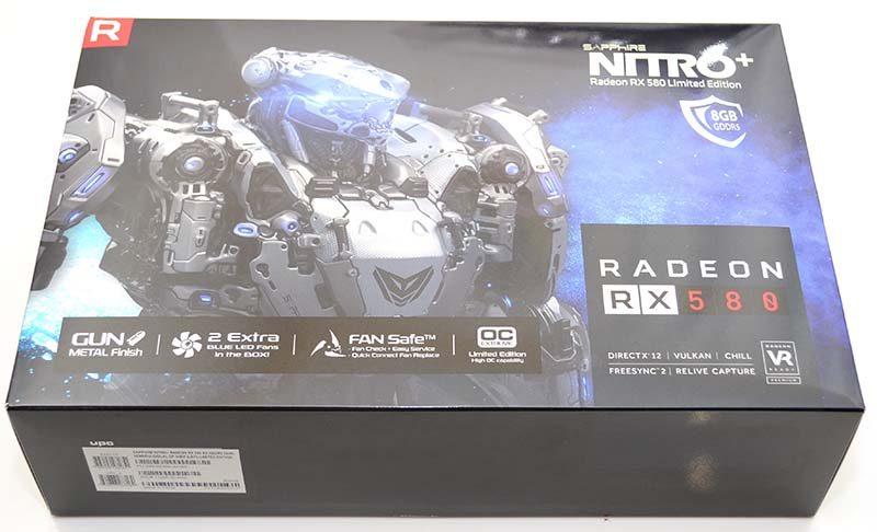 Sapphire Nitro+ Radeon RX 580 8GB Graphics Card Review | eTeknix