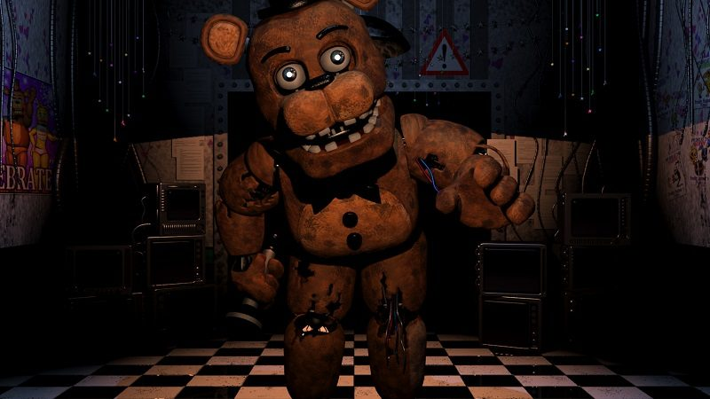 Five Nights at Freddy's in Unreal Engine 4 Demo Is Now Available