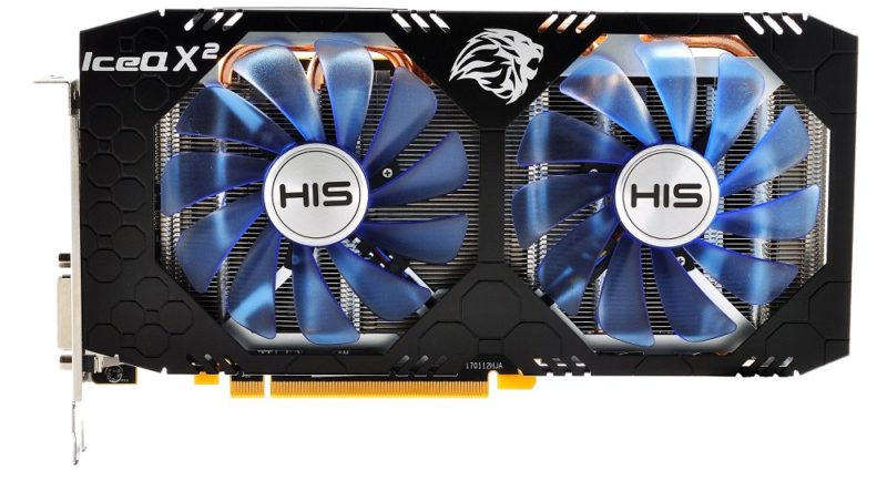 HIS Digital Introduces Five Radeon RX 500 Series Graphics Cards